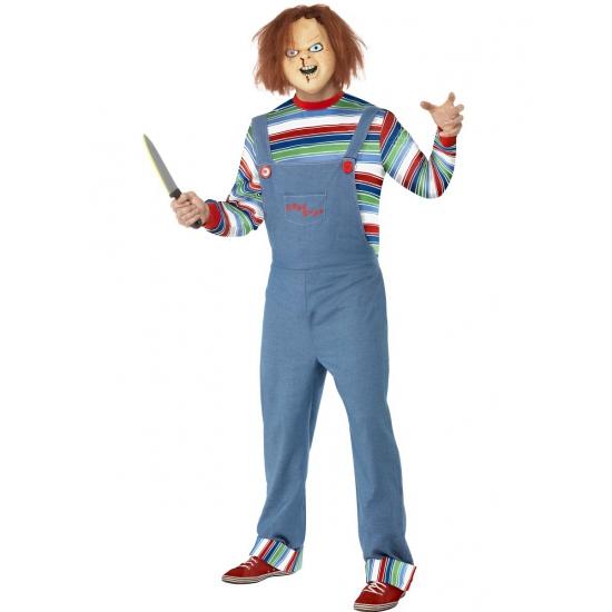 Carnavalskleding Chucky kostuum