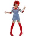 Chucky kostuums voor dames